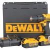Винтоверт акумулаторен DeWALT DCD780M2, 18.0 V, 4.0 Ah