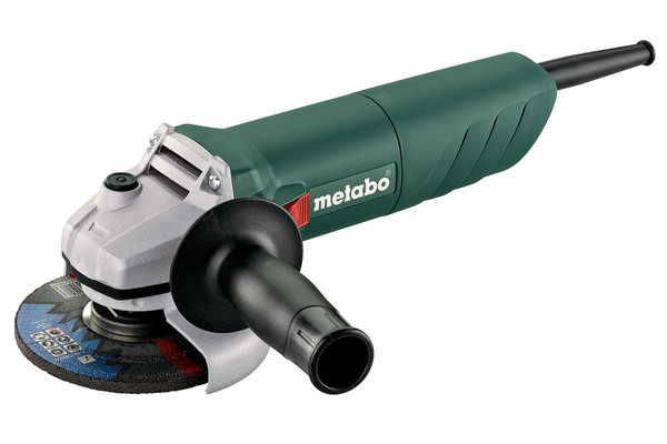 Ъглошлайф Metabo W 750-115, 750W, Ф115 мм