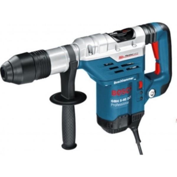 Перфоратор Bosch GBH 5-40 DCE SDS-max, 1150W