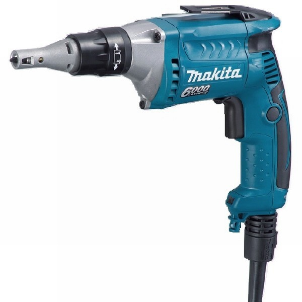 Винтоверт електрически Makita FS6300R, 0-6000 об/мин.