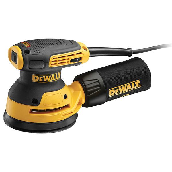 Ексцентършлайф Dewalt DWE6423, 280 W
