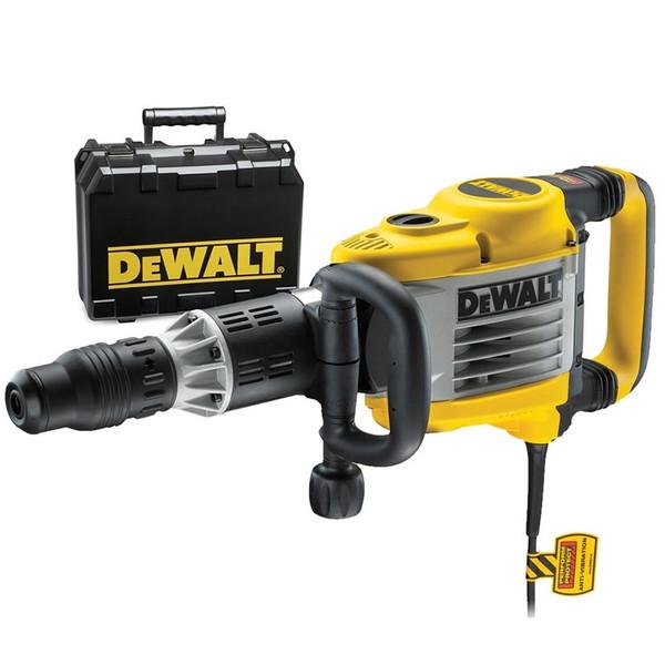 Къртач със захват SDS max Dewalt D25902K, 1550 W