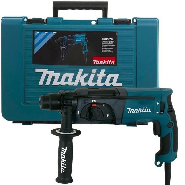 Перфоратор Makita HR2470 със захват SDS-plus, 780W