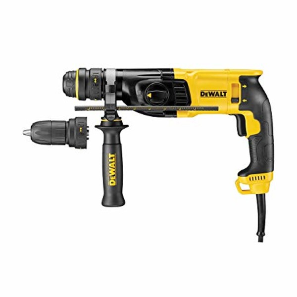 Перфоратор DeWALT D25134K SDS-plus, 800 W