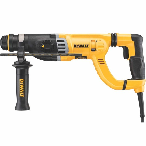 Перфоратор DeWALT D25263K SDS-plus, 900 W