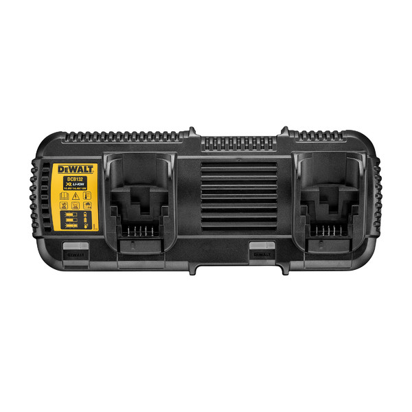 Зарядно устройство за акумулаторни батерии DeWALT DCB132, 10.8-18 V