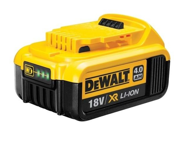 Акумулаторна батерия DeWALT DCB182, 18.0 V, 4.0 Ah